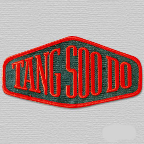 Shield Patch - Tang Soo Do - BlackBeltShop