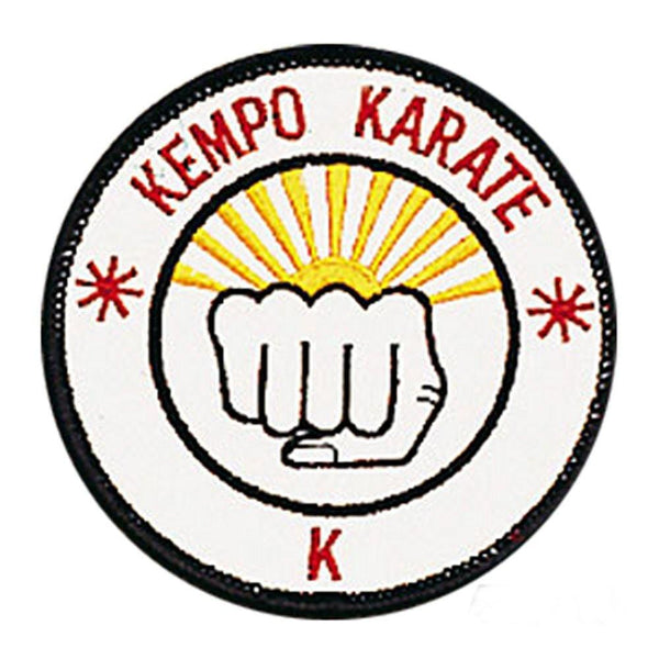 Kempo Karate Patch