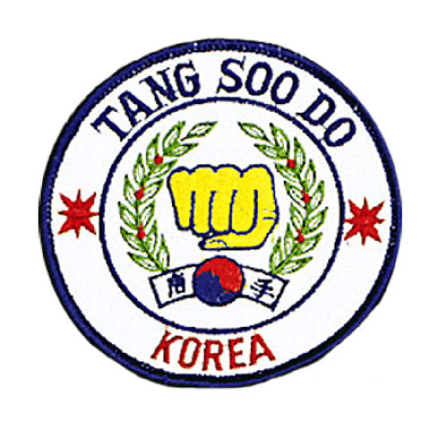 Tang Soo Do Korea Patch - BlackBeltShop