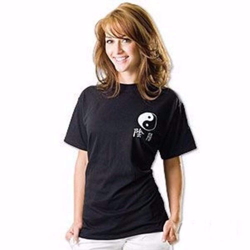 T-SHIRT Yin and Yang 3 inch