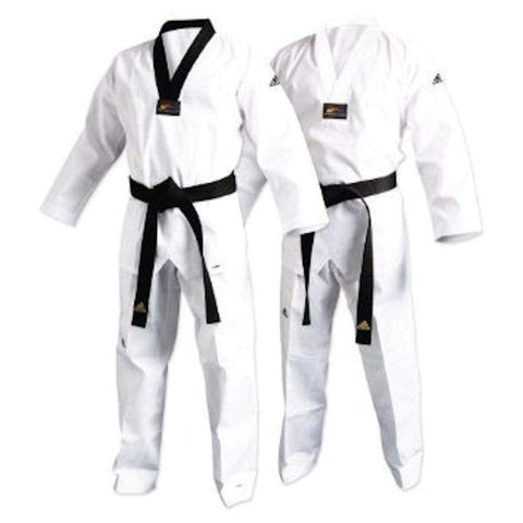 ADI Start Taekwando Uniform by Adidas - BlackBeltShop