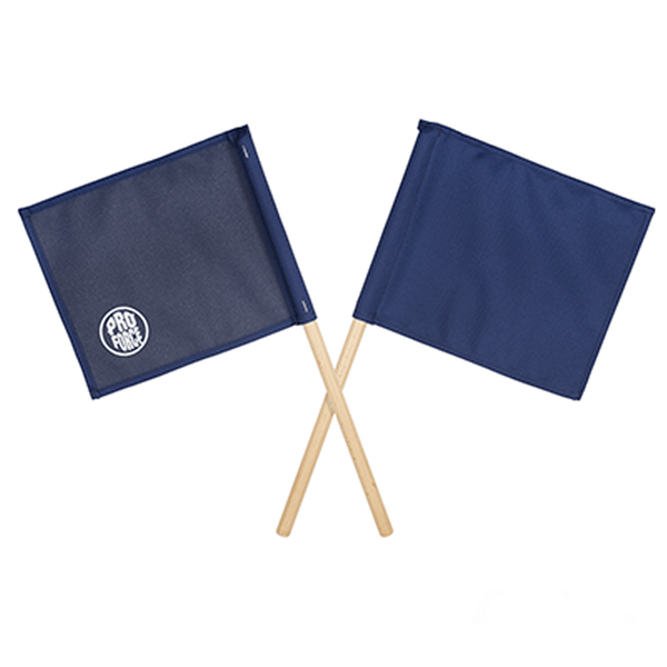 blue ProForce Corner Flags