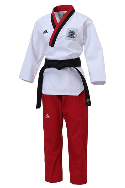 Adidas Taekwondo Poomsae Uniform Youth Female