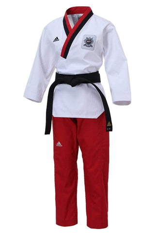 Adidas Taekwondo Poomsae Uniform Youth Female - BlackBeltShop