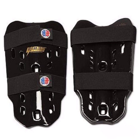 ProForce Lightning Martial Arts Sparring Shin Guards - BlackBeltShop