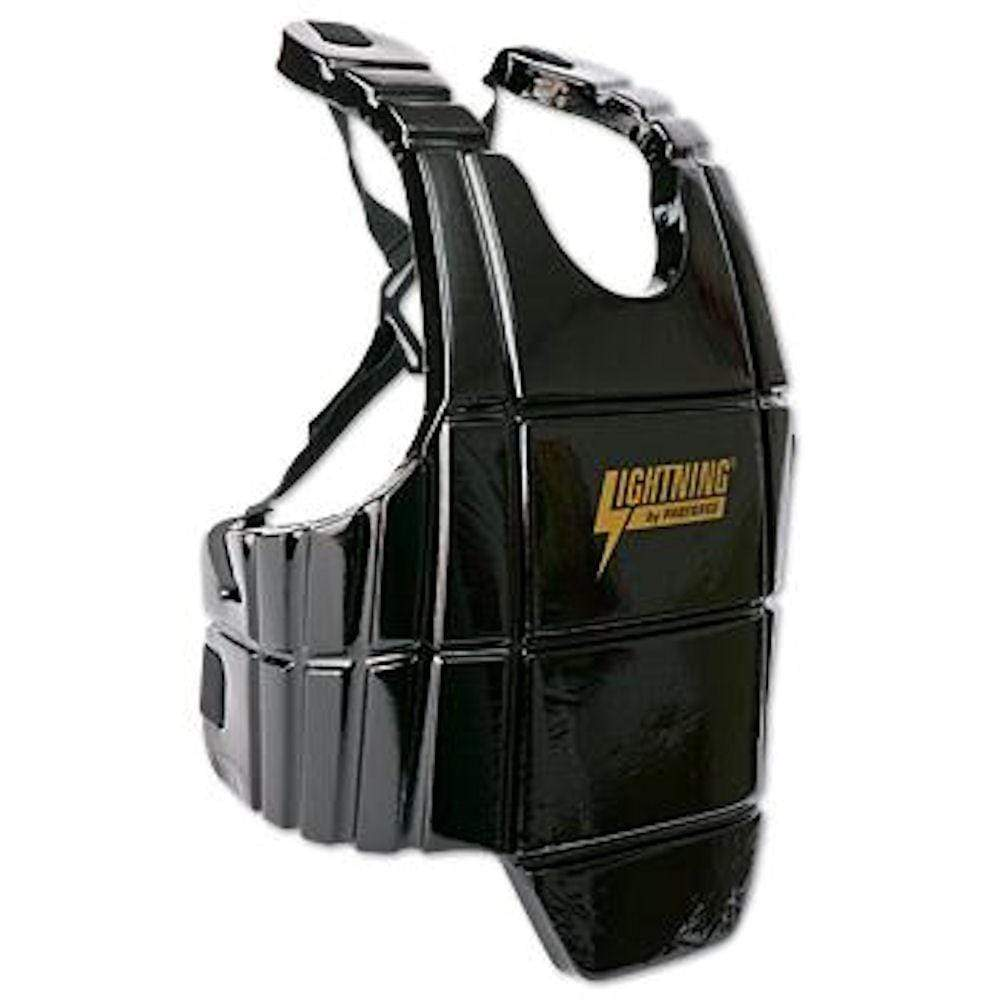 ProForce Lightning Sports Body Guard Black