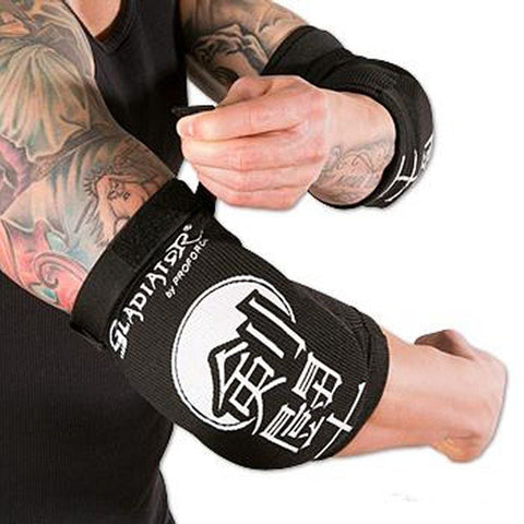 Gladiator Ultra Cloth Elbow Guard - BlackBeltShop