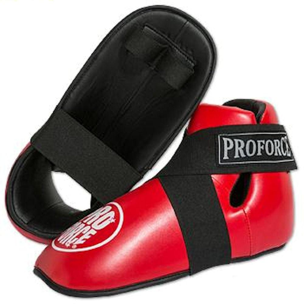 Proforce Semi Contact Kicks - Red