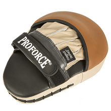 Load image into Gallery viewer, Combat By ProForce Premium Leather Focus Mitts - BlackBeltShop