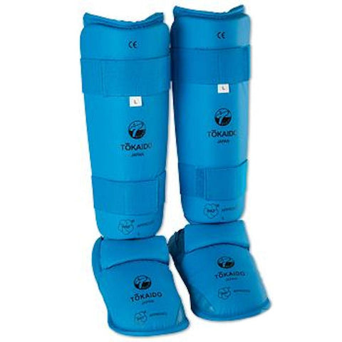 Tokaido WKF Approved Shin & Instep guards - BlackBeltShop