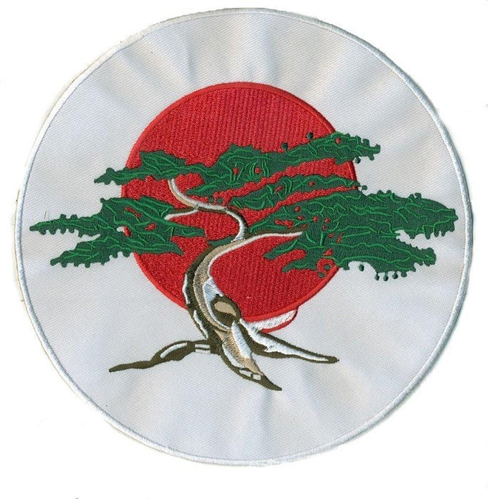 Karate Kid Bonsai Tree Patch - BlackBeltShop