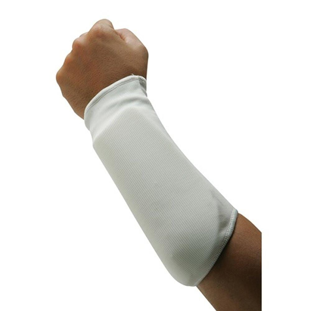 Cloth Forearm Pads Sparring Arm Guards - BlackBeltShop