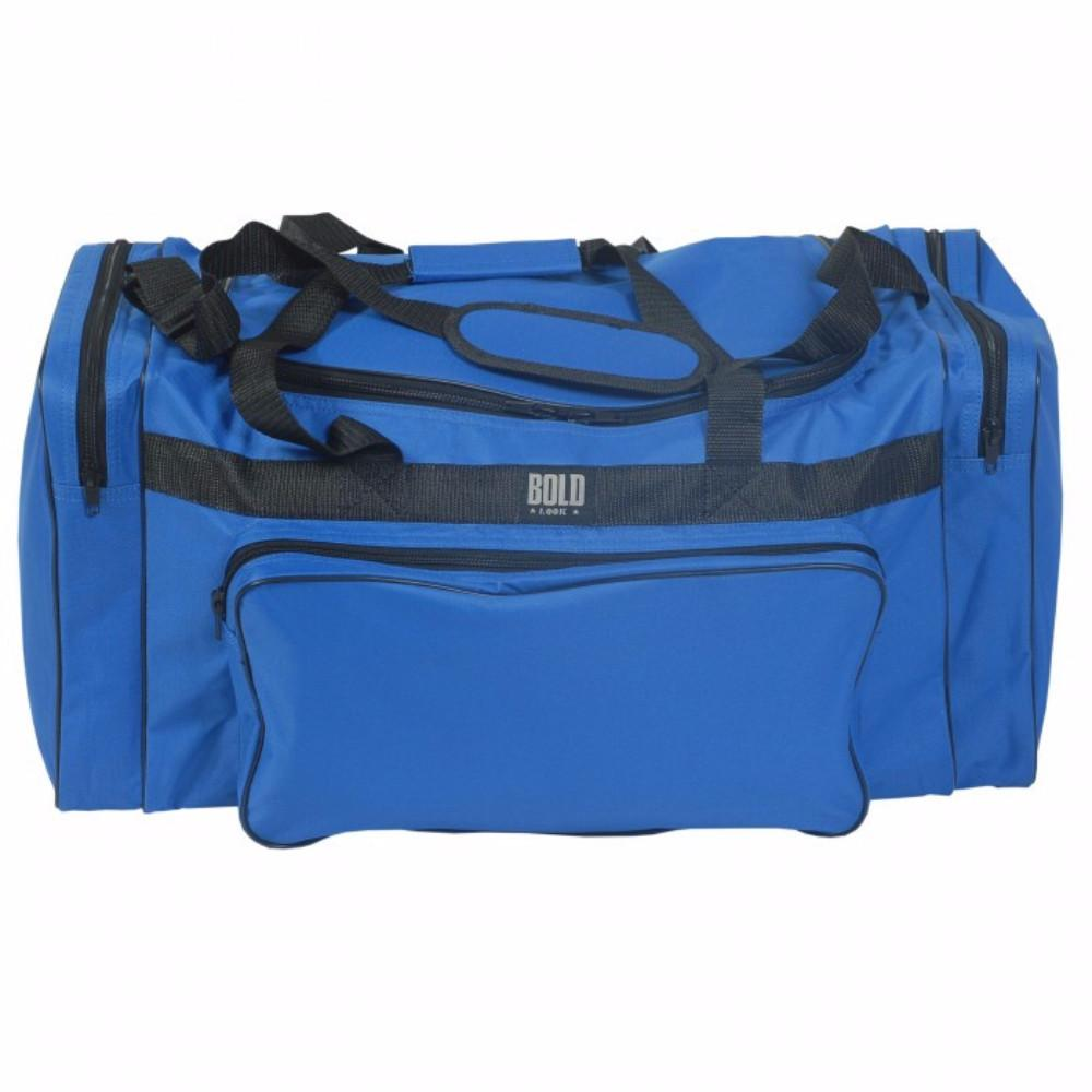 blue DELUXE SQUARE GEAR BAG