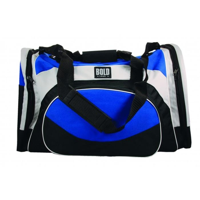 blue ELITE BAGS gear bag