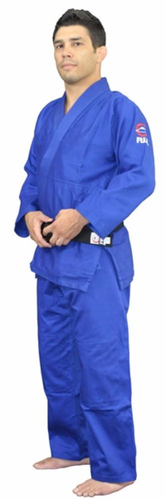 Fuji All Purpose Single Weave Judo Gi - Blue  All Sizes FUJI-FB - BlackBeltShop