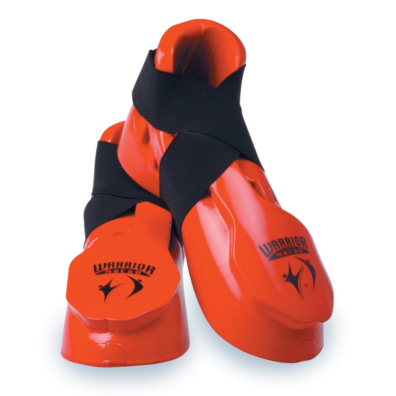 red Macho Warrior Sparring Boots Kicks