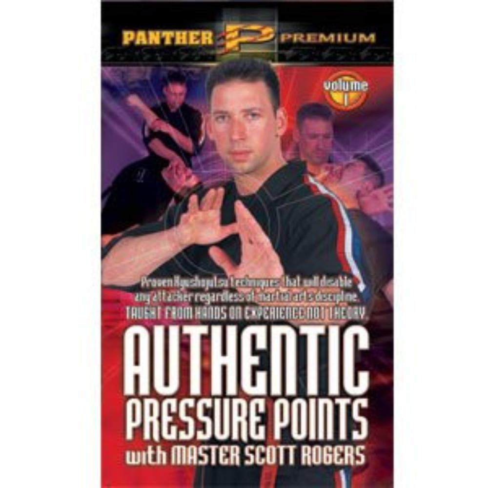 Scott Rogers Authentic Pressure Point Series Titles  cSCOTTD