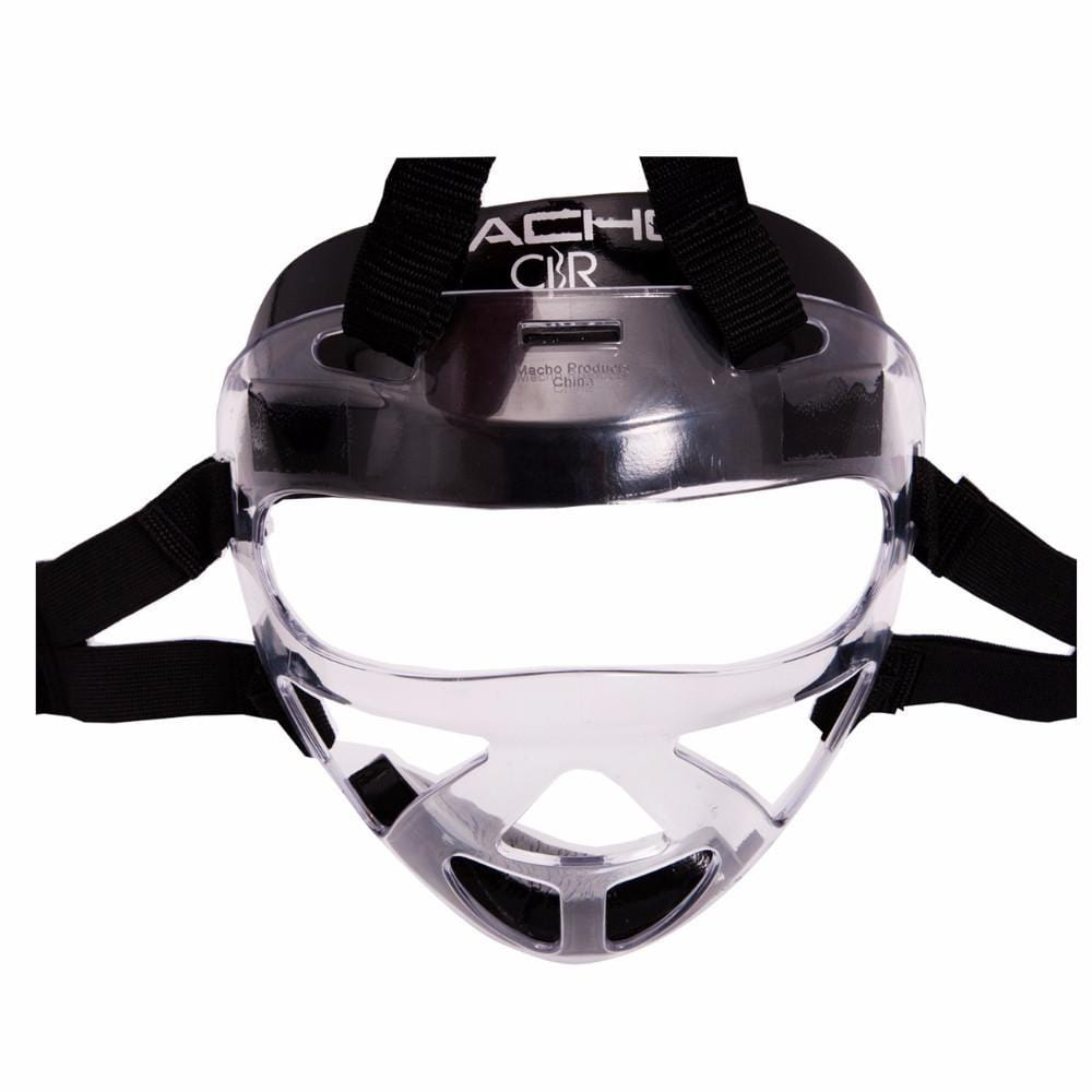 Universal Face Shield by Macho - BlackBeltShop