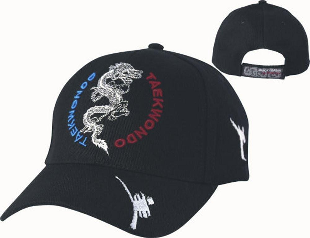 Taekwondo Dragon Hat back view