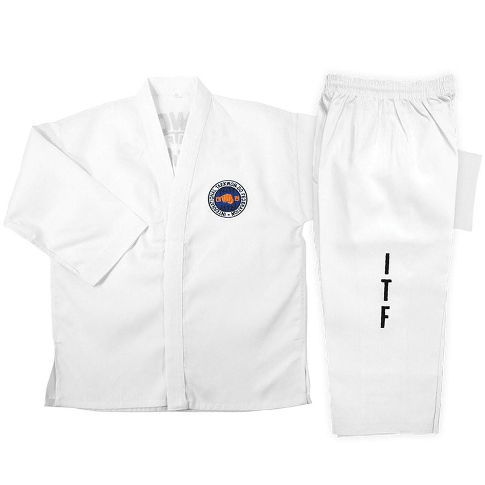 ITF White TaeKwonDo Uniform