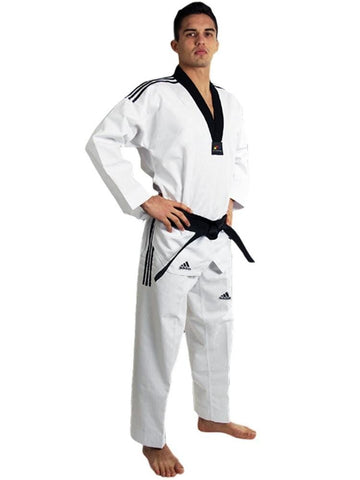ADIDAS GRAND MASTER II TAEKWONDO UNIFORM - BlackBeltShop