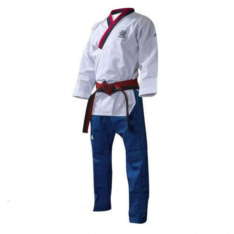 Adidas Taekwondo Poomsae Uniform Youth Male - BlackBeltShop
