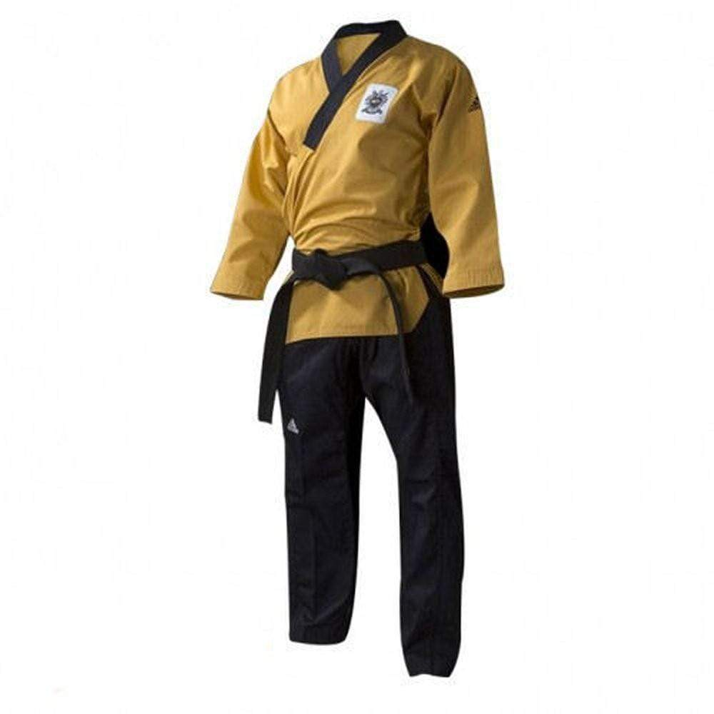 ADIDAS TAEKWONDO POOMSAE UNIFORM - PREMIUM- High Dan - BlackBeltShop