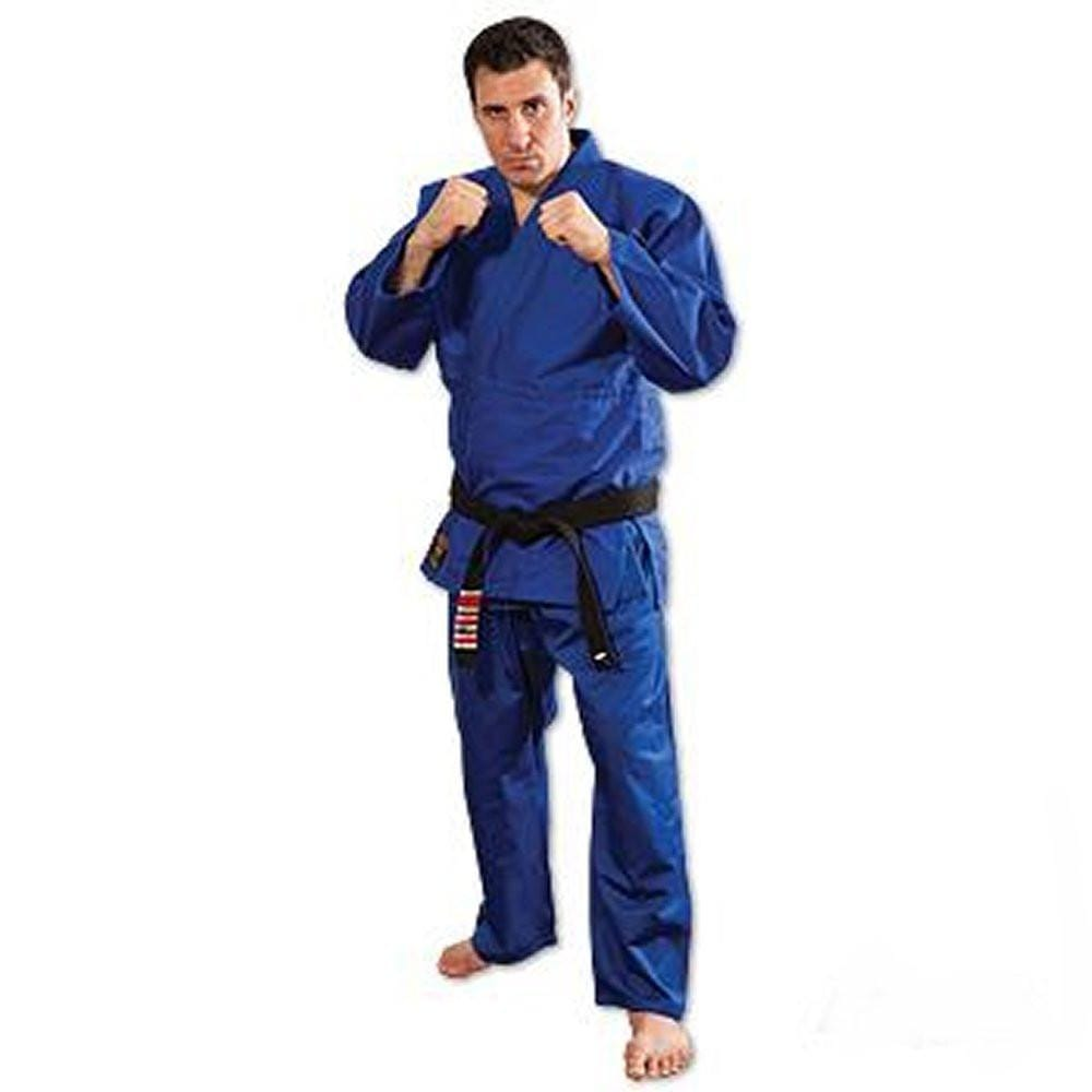 ProForce Gladiator Judo Uniform Blue - BlackBeltShop