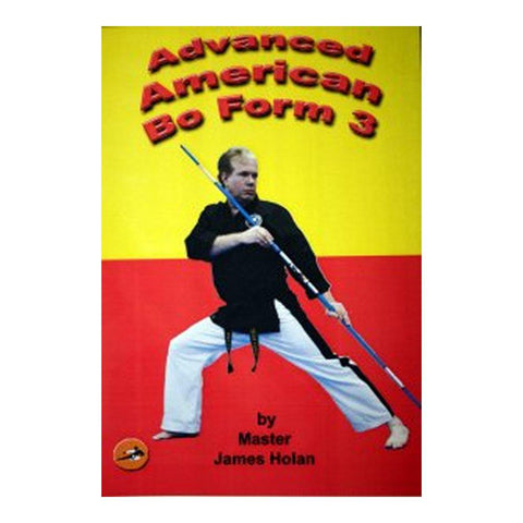 Advanced American Style Bo Form 3 DVD by James Holan