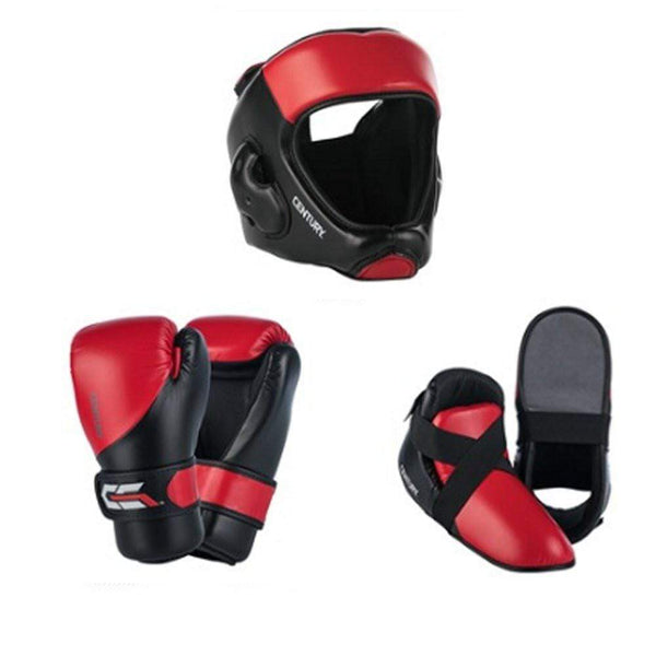 Century C-Gear 5 Piece Sparring Gear Combo Set