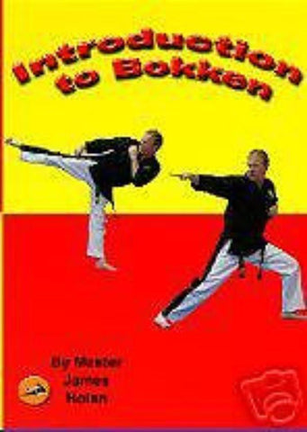 Introduction to Bokken  DVD Video karate Sword by James Holan - BlackBeltShop