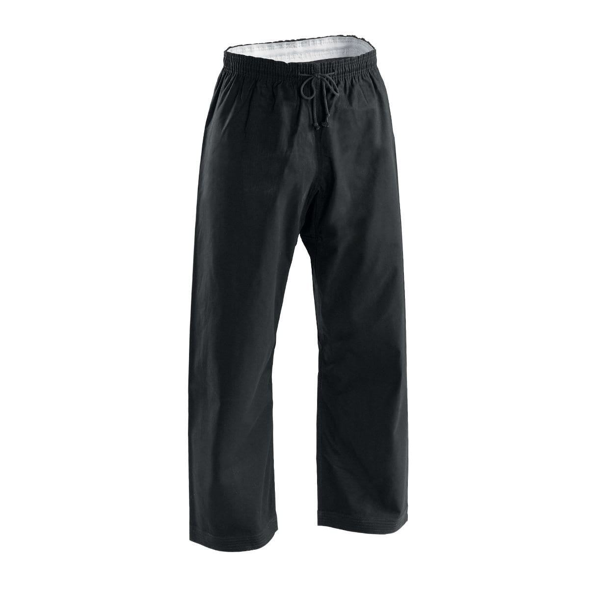 Century 10 oz Middleweight Brushed Cotton Elastic Waist Pants c03391 - BlackBeltShop
