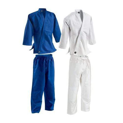 Single-Weave Student Judo Gi with Elastic Pants c0402 - BlackBeltShop