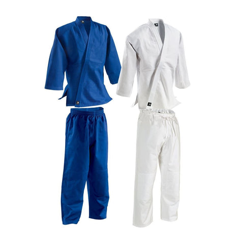 Single-Weave Student Judo Gi with Drawstring Pants c0403 - BlackBeltShop