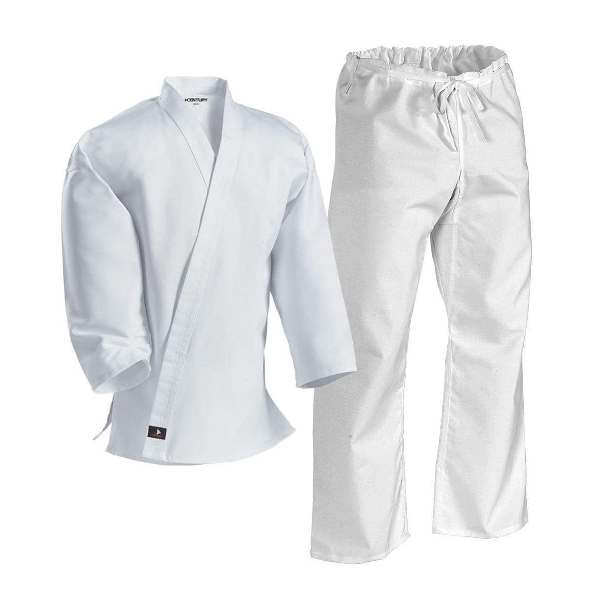 Middleweight Student Martial Arts Karate Uniform with Drawstring Pant c0461 - BlackBeltShop