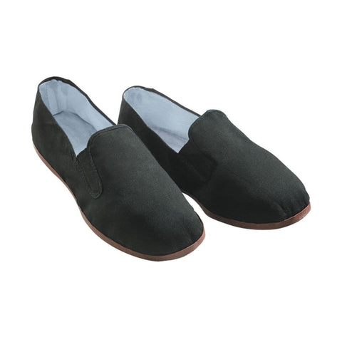 Brown Rubber Sole Kung fu shoes All sizes  c075 - BlackBeltShop