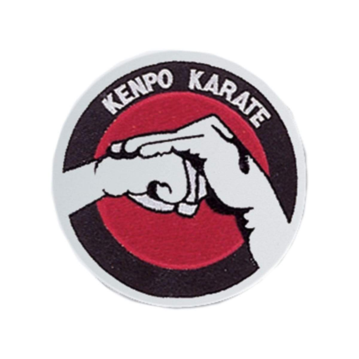 Kenpo Karate Patch c08-p02 - BlackBeltShop