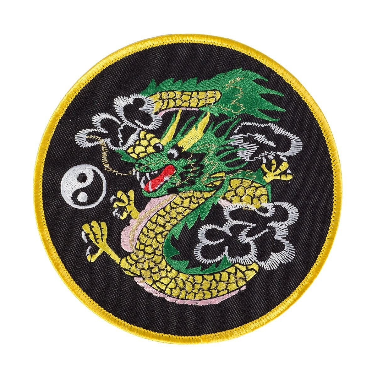 Dragon Deluxe Patch c08-p07 - BlackBeltShop