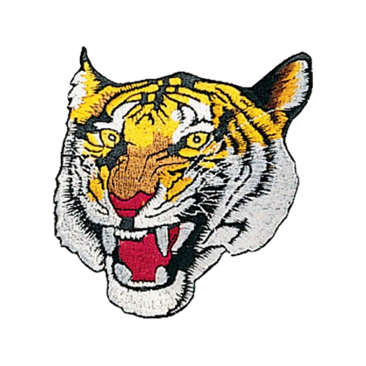Tiger Patch c08-p13 - BlackBeltShop