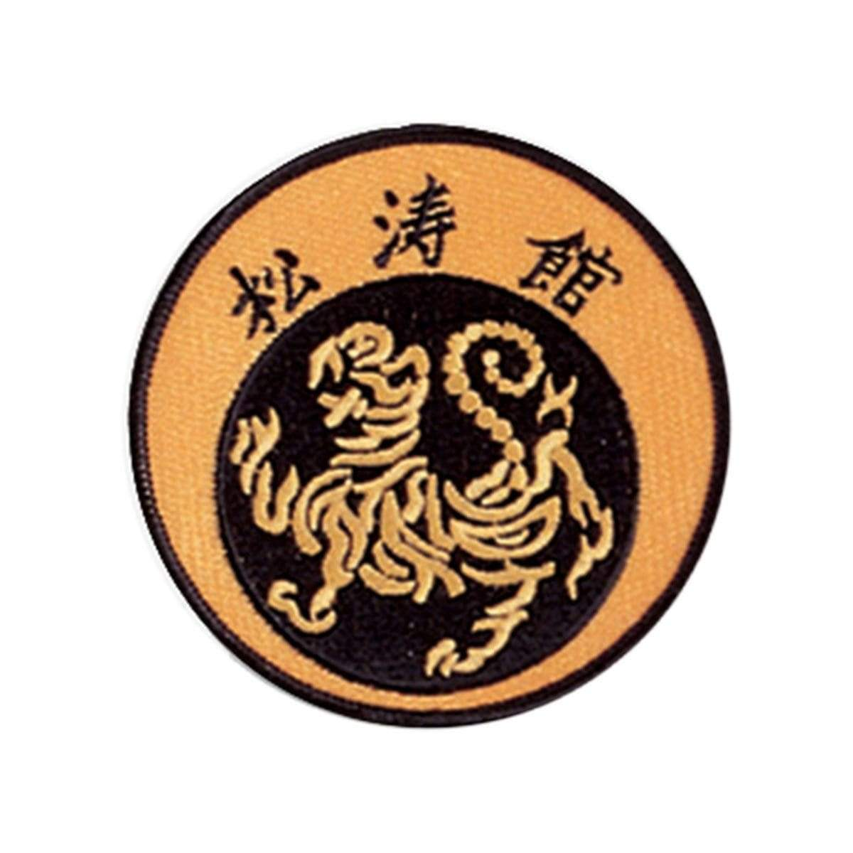 Shotokan-Round Patch c08-p34