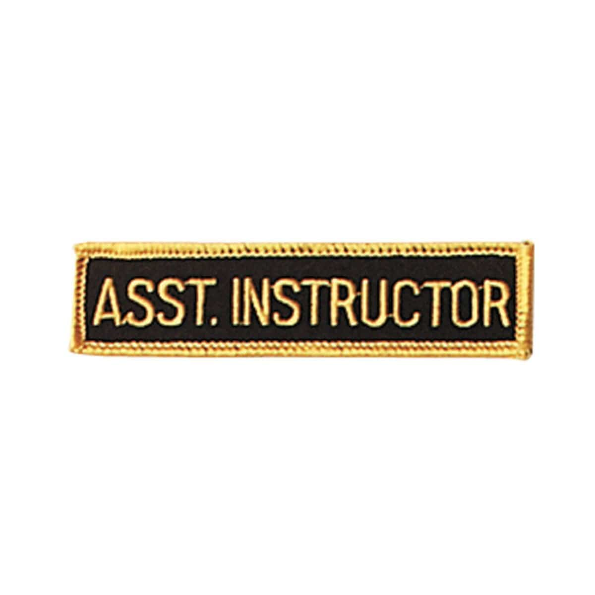 Assistant Instructor Patch c082-013-ain