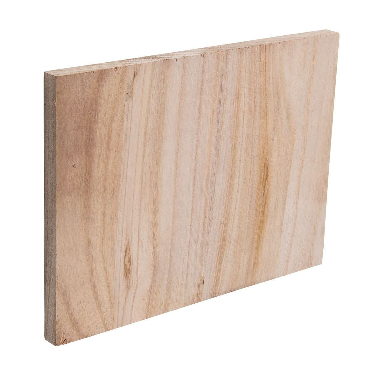 Paulownia Break Board Set - 18mm - BlackBeltShop