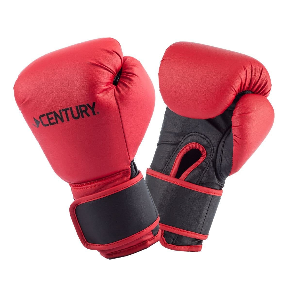 Century Youth Boxing Bloves Red for children c10662 - BlackBeltShop