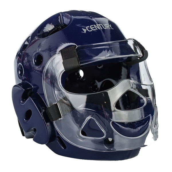 century full head gear with face shield mask sparring head gear 11427
