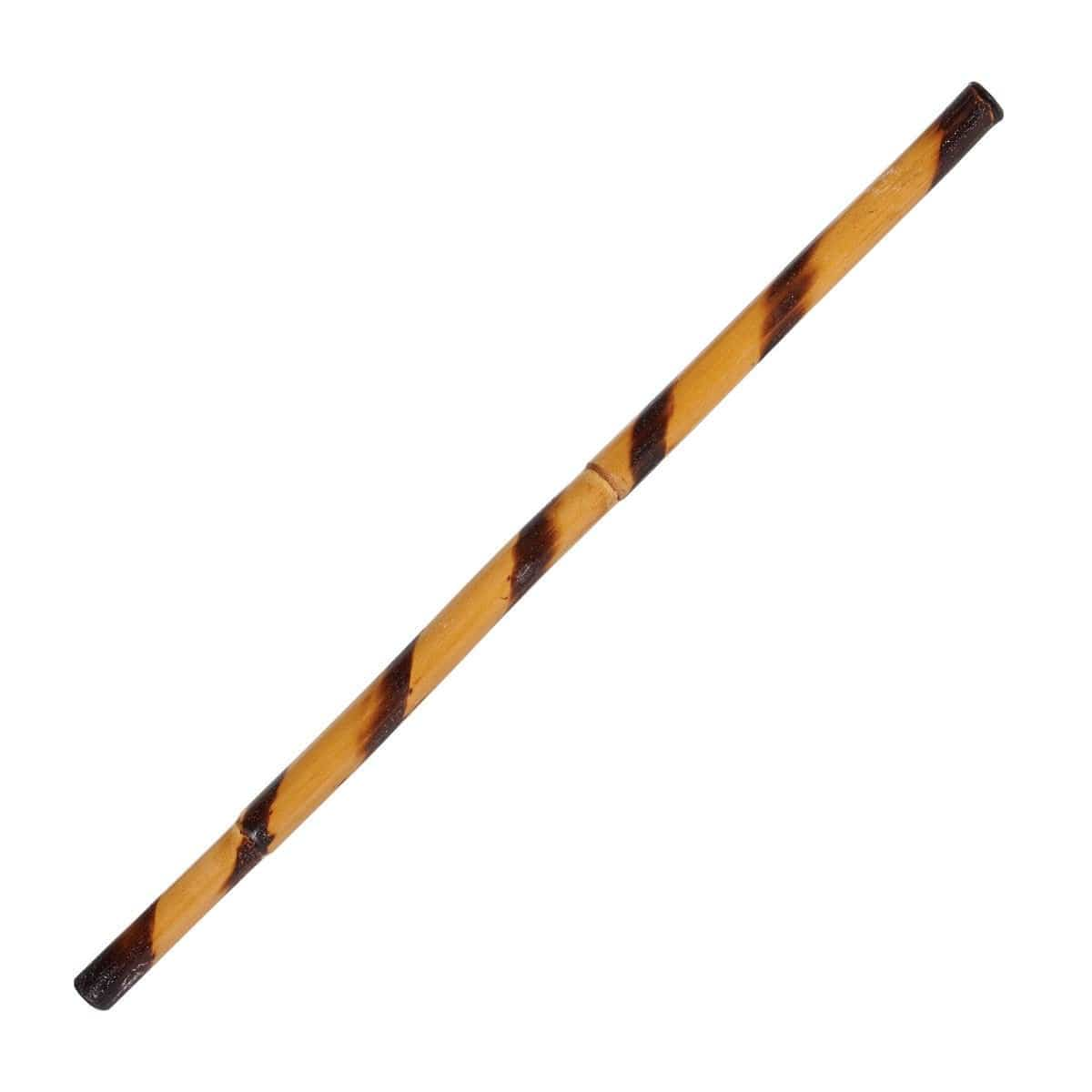 Hand Carved Escrima Stick c126 - BlackBeltShop