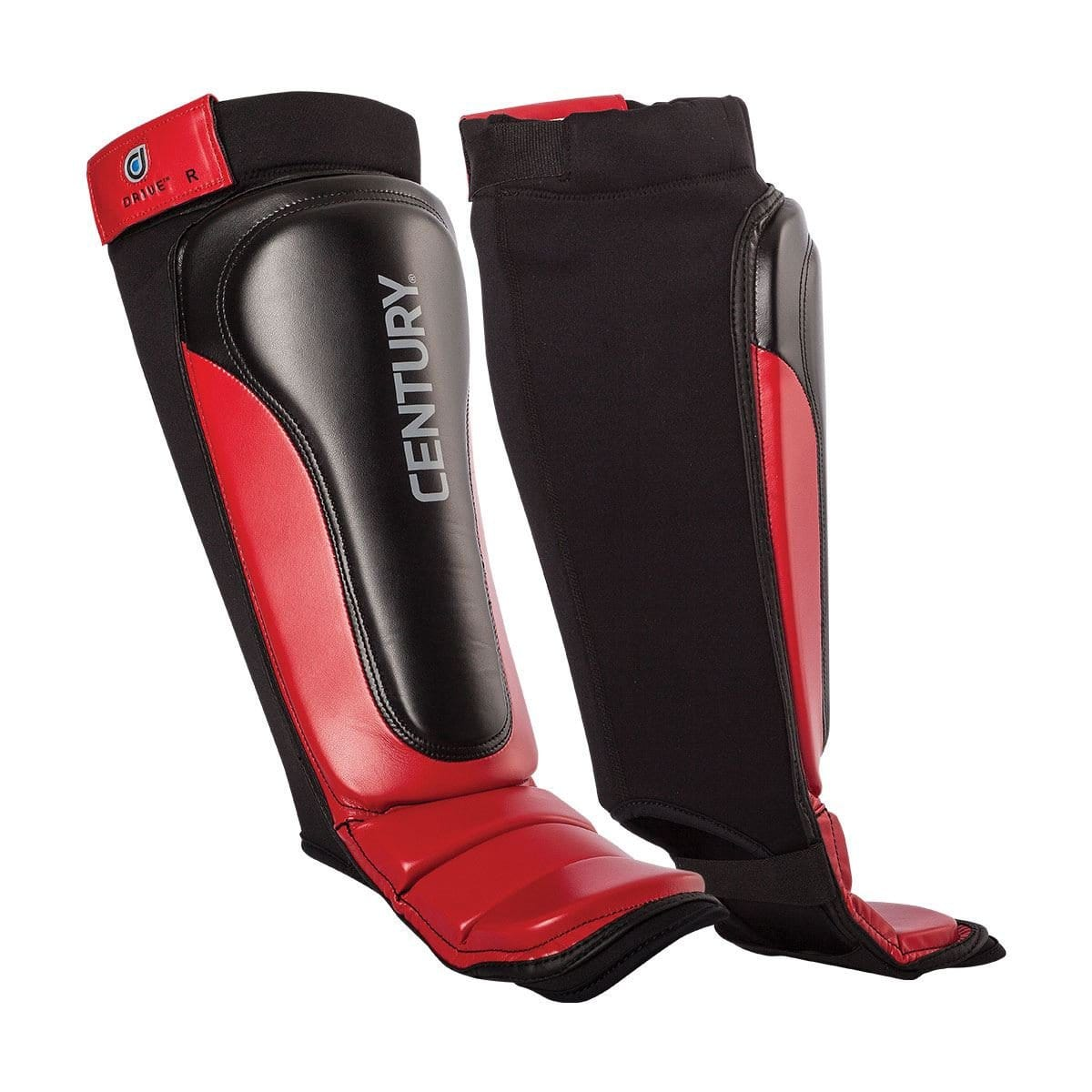 MMA Mix Martial Arts Muay Thai Shin Instep Guards c141005p - BlackBeltShop