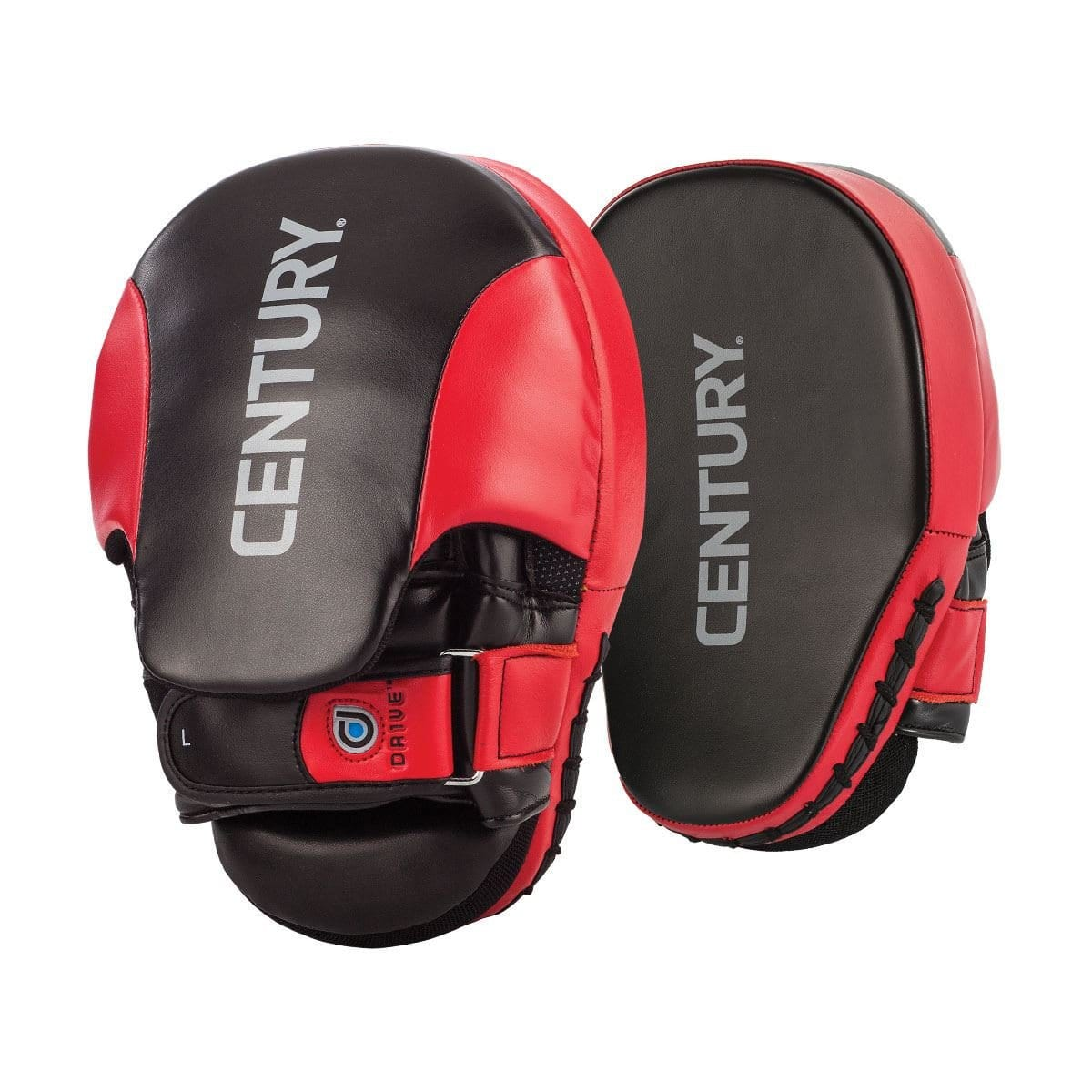 Century DRIVE Curved Punch Mitts c141012p - BlackBeltShop