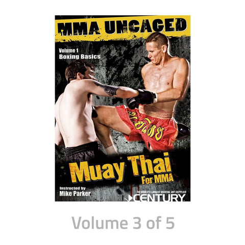 Mike Parker Muay Thai for MMA Training DVDs 189128D - BlackBeltShop