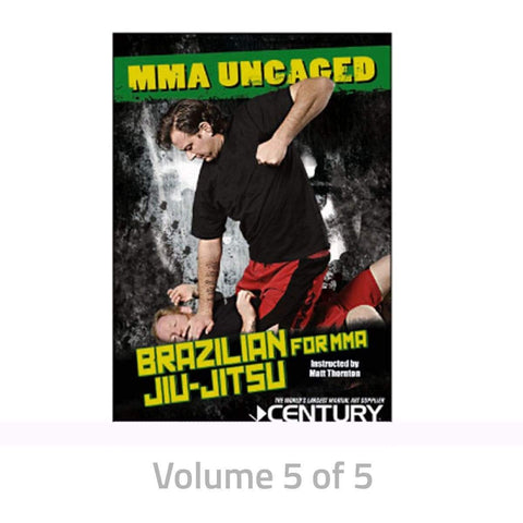 Brazilian Jiu-Jitsu for MMA DVD - BlackBeltShop