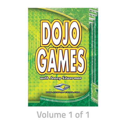 Dojo Games With Jenny Silverman DVD - BlackBeltShop